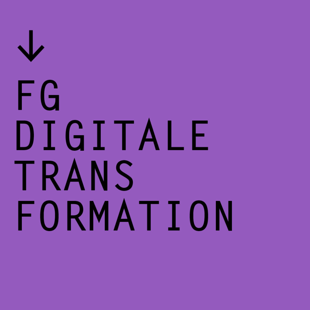 FG Digitale Transformation